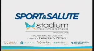 SPORT & SALUTE: STADIUM